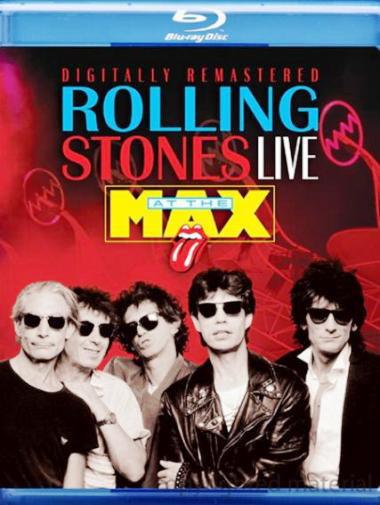 DVD & Bluray BLURAY Universal Records Rolling Stones - Live At The MaxBLURAY Universal Records Rolling Stones - Live At The Max