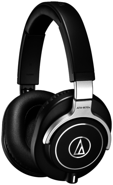 Casti DJ Casti DJ Audio-Technica ATH-M70x NegruCasti DJ Audio-Technica ATH-M70x Negru