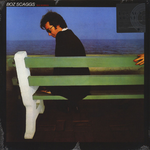 Viniluri VINIL Universal Records Boz Scaggs - Silk DegreesVINIL Universal Records Boz Scaggs - Silk Degrees