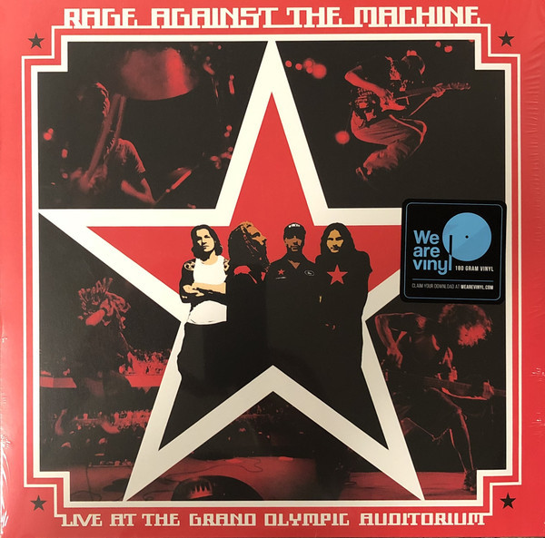 Viniluri VINIL Universal Records Rage Against The Machine - Live At The Grand Olympic AuditoriumVINIL Universal Records Rage Against The Machine - Live At The Grand Olympic Auditorium