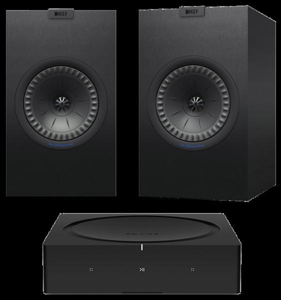 Pachete PROMO STEREO Pachet PROMO KEF Q350 + Sonos AMPPachet PROMO KEF Q350 + Sonos AMP