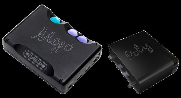 Pachete PROMO Casti si AMP Pachet PROMO Chord Electronics Mojo + PolyPachet PROMO Chord Electronics Mojo + Poly
