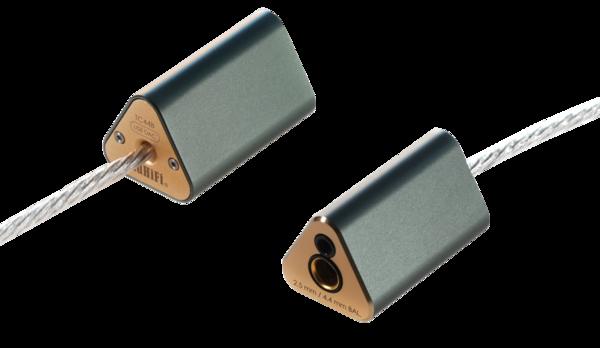 Amplificatoare casti Amplificator casti DD HiFi TC44B TypeC to 2.5/4.4mm balansatAmplificator casti DD HiFi TC44B TypeC to 2.5/4.4mm balansat