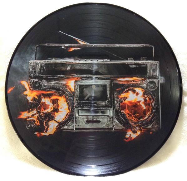 Viniluri VINIL Universal Records Green Day - Revolution Radio - PICTURE DISCVINIL Universal Records Green Day - Revolution Radio - PICTURE DISC
