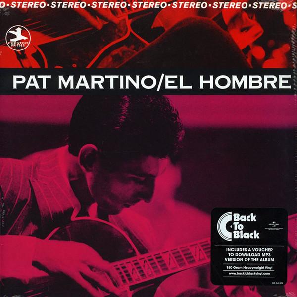 Viniluri VINIL Universal Records Pat Martino - El HombreVINIL Universal Records Pat Martino - El Hombre