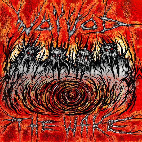 Viniluri VINIL Universal Records Voivod - The WakeVINIL Universal Records Voivod - The Wake