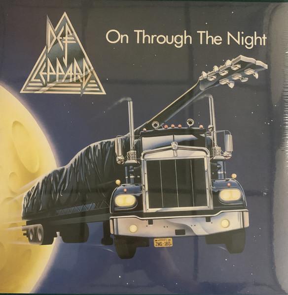 Viniluri VINIL Universal Records Def Leppard - On Through The NightVINIL Universal Records Def Leppard - On Through The Night