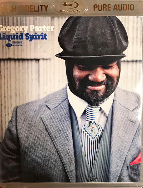 DVD & Bluray BLURAY Universal Records Gregory Porter - Liquid Spirit BluRay AudioBLURAY Universal Records Gregory Porter - Liquid Spirit BluRay Audio