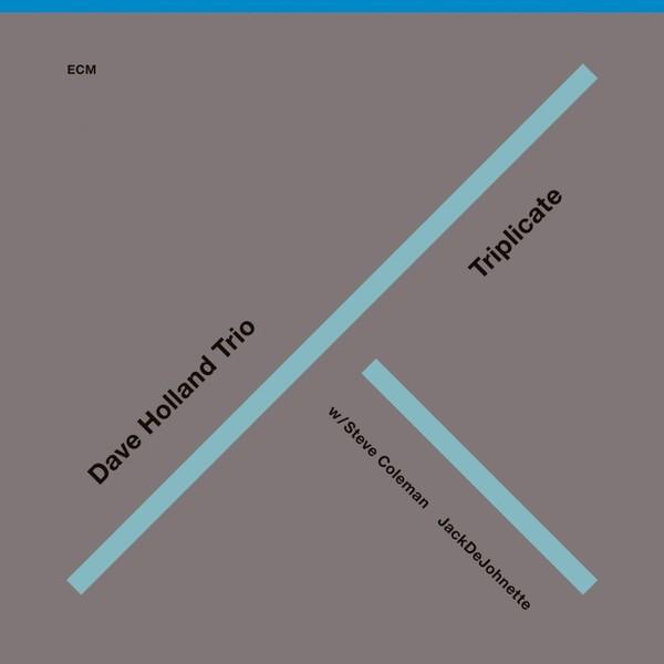 Muzica CD CD ECM Records Dave Holland: TriplicateCD ECM Records Dave Holland: Triplicate