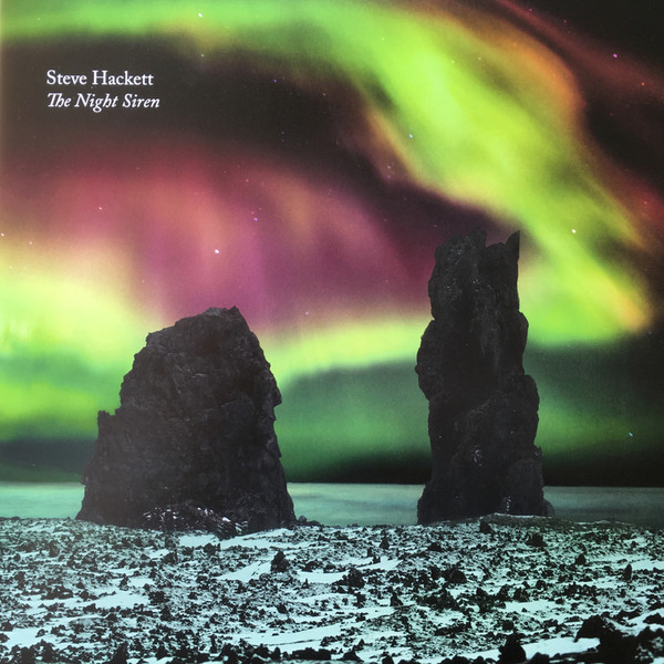 Viniluri VINIL Universal Records Steve Hackett - The Night SirenVINIL Universal Records Steve Hackett - The Night Siren