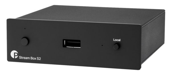 Streamer ProJect Stream Box S2ProJect Stream Box S2
