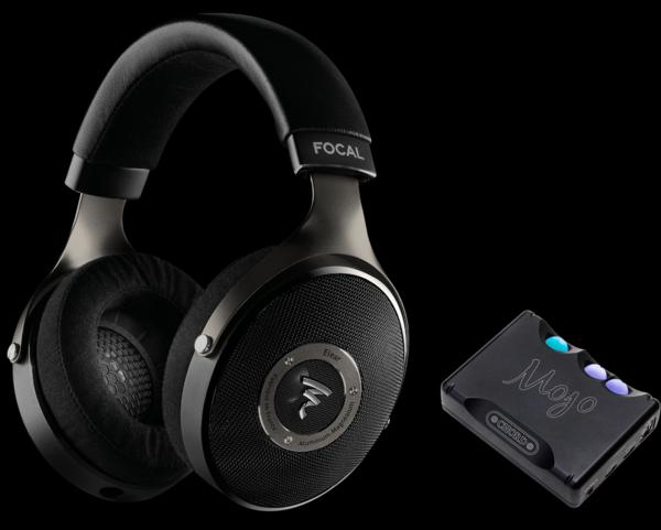Pachete PROMO Casti si AMP Pachet PROMO Focal Elear + Chord Electronics MojoPachet PROMO Focal Elear + Chord Electronics Mojo