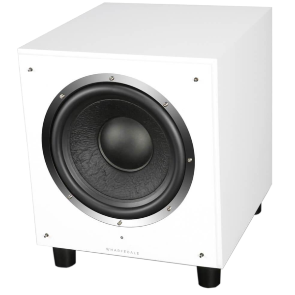 Boxe Subwoofer Wharfedale SW-15 Alb ResigilatSubwoofer Wharfedale SW-15 Alb Resigilat