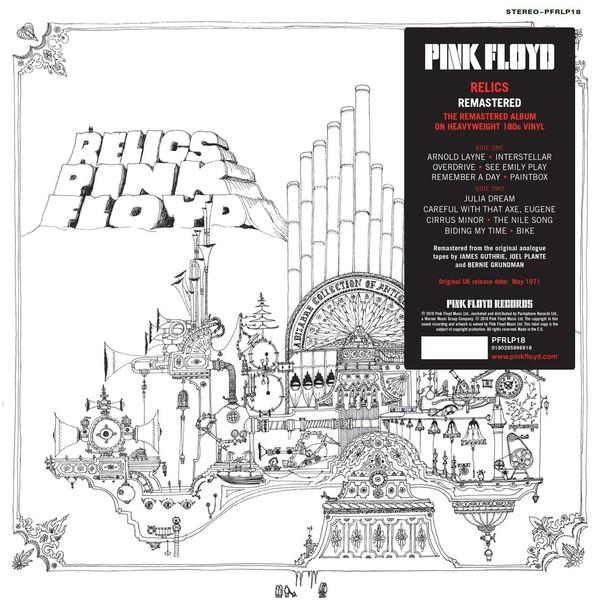 Viniluri VINIL Universal Records Pink Floyd - RelicsVINIL Universal Records Pink Floyd - Relics