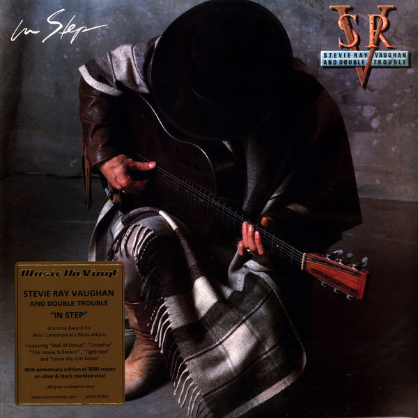 Viniluri VINIL Universal Records Stevie Ray Vaughan - In StepVINIL Universal Records Stevie Ray Vaughan - In Step