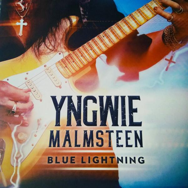 Viniluri VINIL Universal Records Yngwie Malmsteen - Blue LightningVINIL Universal Records Yngwie Malmsteen - Blue Lightning