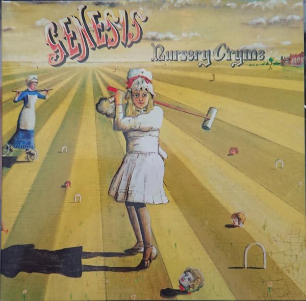 Viniluri VINIL Universal Records Genesis - Nursery CrimeVINIL Universal Records Genesis - Nursery Crime