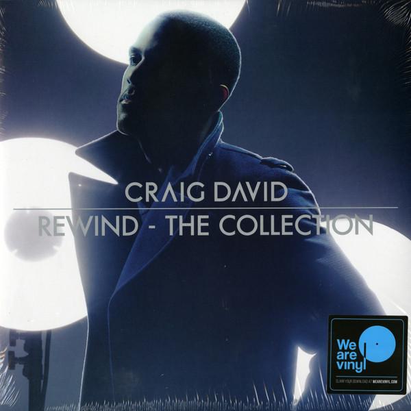 Viniluri VINIL Universal Records Craig David - Rewind - The CollectionVINIL Universal Records Craig David - Rewind - The Collection
