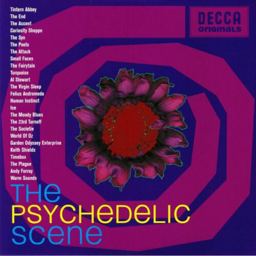 Viniluri VINIL Universal Records Various Artists - The Psychedelic SceneVINIL Universal Records Various Artists - The Psychedelic Scene
