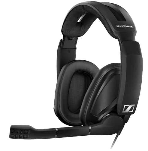 Casti PC & Gaming Casti PC/Gaming Sennheiser GSP 302 BlackCasti PC/Gaming Sennheiser GSP 302 Black