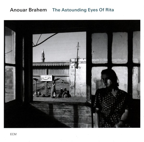 Muzica CD CD ECM Records Anouar Brahem: The Astounding Eyes Of RitaCD ECM Records Anouar Brahem: The Astounding Eyes Of Rita