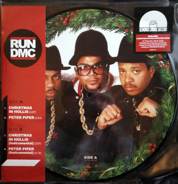 Viniluri VINIL Universal Records Run-DMC - Christmas In HollisVINIL Universal Records Run-DMC - Christmas In Hollis