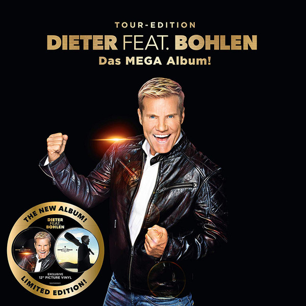 Viniluri VINIL Universal Records Dieter Bohlen - Dieter feat. Bohlen Das Mega Album! (Tour-Edition)VINIL Universal Records Dieter Bohlen - Dieter feat. Bohlen Das Mega Album! (Tour-Edition)
