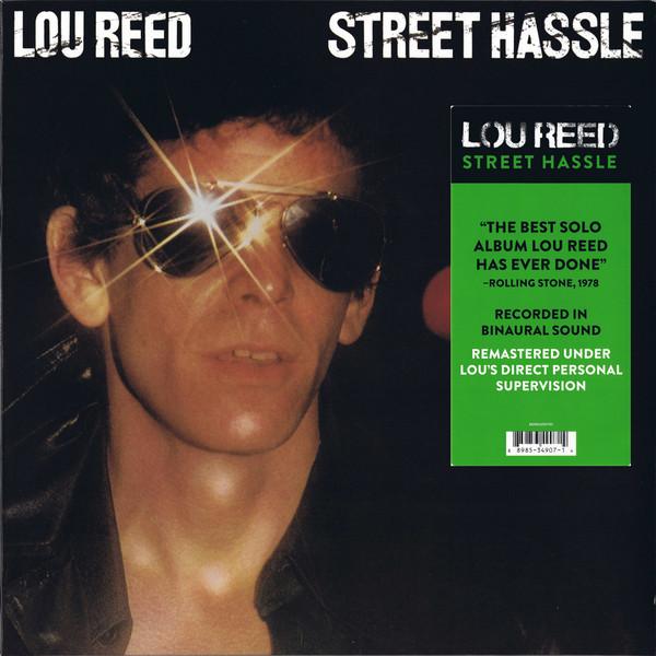 Viniluri VINIL Universal Records Lou Reed - Street HassleVINIL Universal Records Lou Reed - Street Hassle