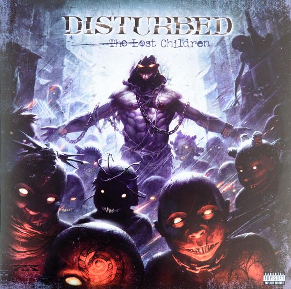 Viniluri VINIL Universal Records Disturbed - Lost ChildrenVINIL Universal Records Disturbed - Lost Children