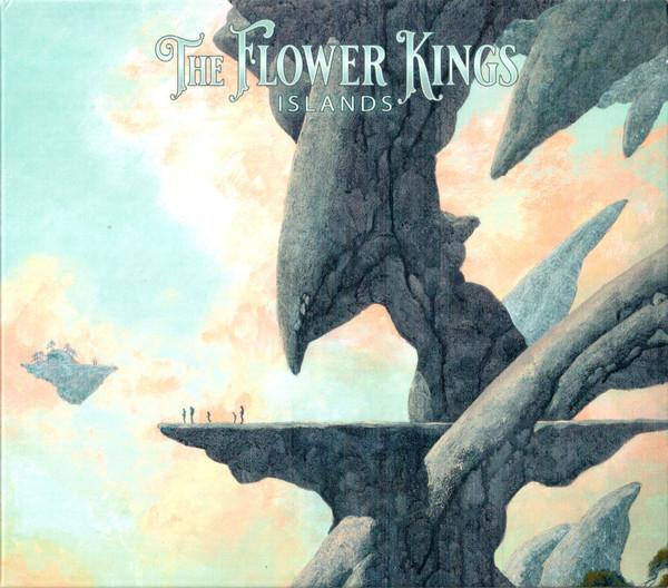 Viniluri VINIL Universal Records The Flower Kings - IslandsVINIL Universal Records The Flower Kings - Islands