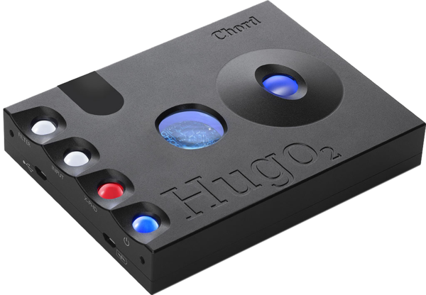 Amplificatoare casti DAC Chord Electronics Hugo 2DAC Chord Electronics Hugo 2