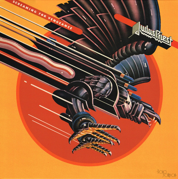 Viniluri VINIL Universal Records Judas Priest - Screaming For VengeanceVINIL Universal Records Judas Priest - Screaming For Vengeance