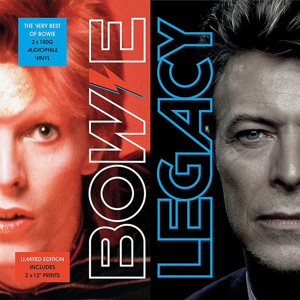 Viniluri VINIL Universal Records David Bowie - Legacy - The Very Best OfVINIL Universal Records David Bowie - Legacy - The Very Best Of