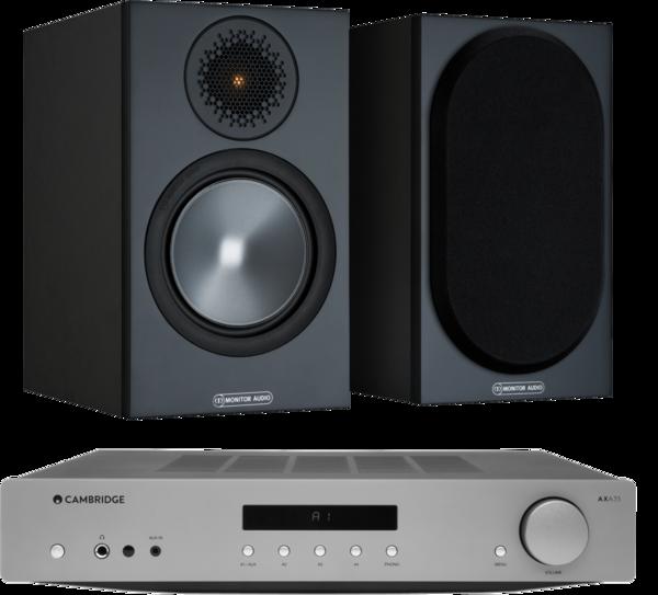 Pachete PROMO STEREO Pachet PROMO Monitor Audio Bronze 50 + Cambridge Audio AXA35Pachet PROMO Monitor Audio Bronze 50 + Cambridge Audio AXA35