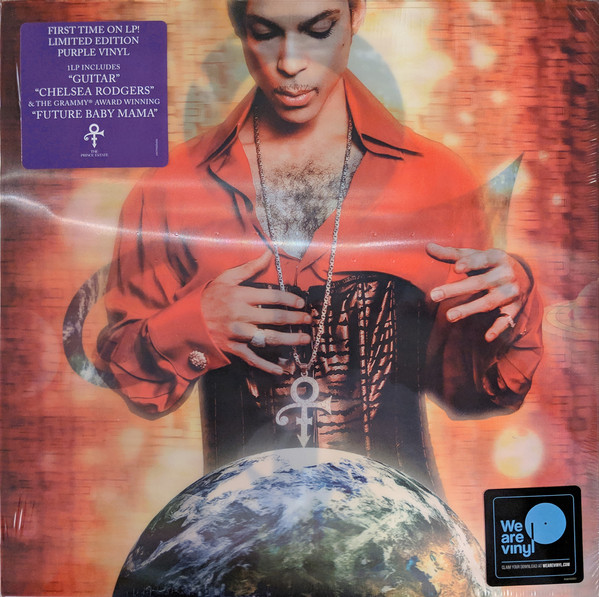 Viniluri VINIL Universal Records PRINCE - PLANET EARTHVINIL Universal Records PRINCE - PLANET EARTH