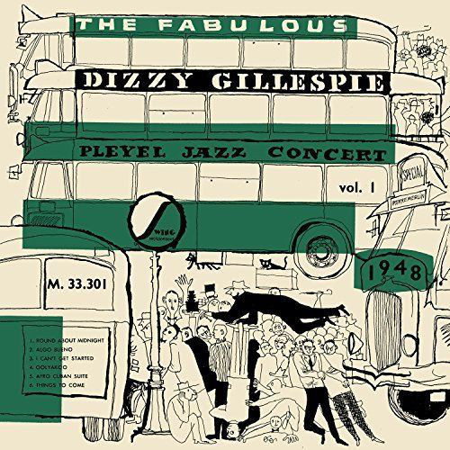 Viniluri VINIL Universal Records Dizzy Gillespie - Jazz Concert 1948, Vol. 1 (Vogue Jazz Club Collection)VINIL Universal Records Dizzy Gillespie - Jazz Concert 1948, Vol. 1 (Vogue Jazz Club Collection)