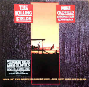 Viniluri VINIL Universal Records Mike Oldfield - The Killing Fields (Original Film Soundtrack)VINIL Universal Records Mike Oldfield - The Killing Fields (Original Film Soundtrack)