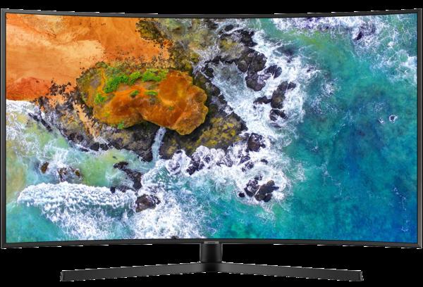 Televizoare  TV Samsung UE-65NU7502, Curb 4K UHD, HDR, 165 cm TV Samsung UE-65NU7502, Curb 4K UHD, HDR, 165 cm