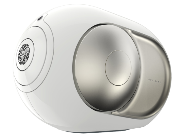 Boxe Amplificate Devialet Silver Phantom - Refurbished BTDevialet Silver Phantom - Refurbished BT