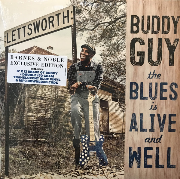 Viniluri VINIL Universal Records Buddy Guy - The Blues Is Alive And WellVINIL Universal Records Buddy Guy - The Blues Is Alive And Well