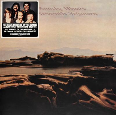 Viniluri VINIL Universal Records The Moody Blues - Seventh SojournVINIL Universal Records The Moody Blues - Seventh Sojourn