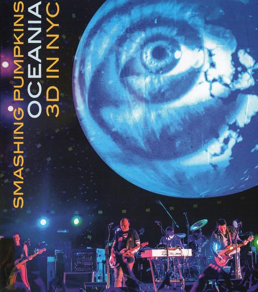 DVD & Bluray BLURAY Universal Records Smashing Pumpkins - Oceania 3D In NYCBLURAY Universal Records Smashing Pumpkins - Oceania 3D In NYC