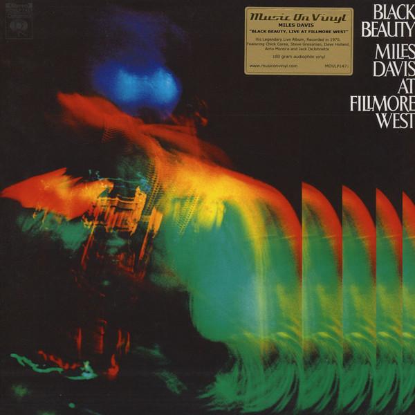 Viniluri VINIL Universal Records Miles Davis - Black Beauty (Miles Davis At Fillmore West)VINIL Universal Records Miles Davis - Black Beauty (Miles Davis At Fillmore West)