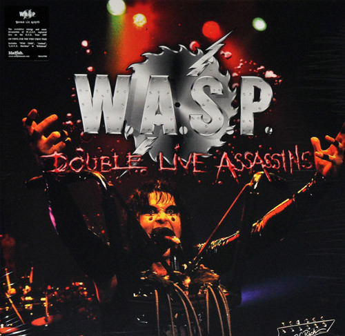 Viniluri VINIL Universal Records WASP - Double Live AssassinsVINIL Universal Records WASP - Double Live Assassins