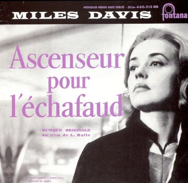 Viniluri VINIL Universal Records Miles Davis - Ascenseur Pour EchafaudVINIL Universal Records Miles Davis - Ascenseur Pour Echafaud