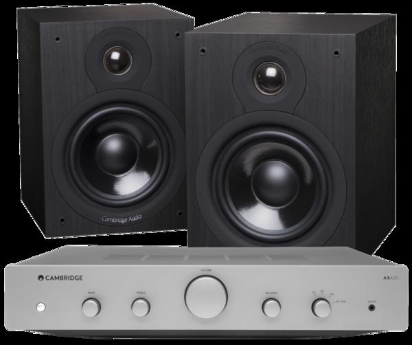 Pachete PROMO STEREO Pachet PROMO Cambridge Audio SX50 + Cambridge Audio AXA25Pachet PROMO Cambridge Audio SX50 + Cambridge Audio AXA25