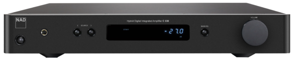 Amplificatoare integrate Amplificator NAD C 338 Hybrid Digital Integrated AmplifierAmplificator NAD C 338 Hybrid Digital Integrated Amplifier