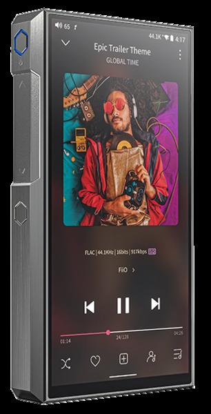 Playere portabile Fiio M11 Plus THX Stainless Steel Limited EditionFiio M11 Plus THX Stainless Steel Limited Edition