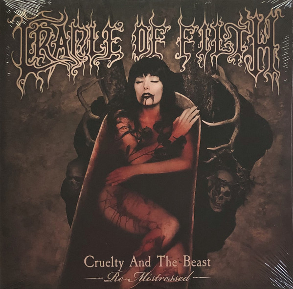 Viniluri VINIL Universal Records Cradle Of Filth - Cruelty And The BeastVINIL Universal Records Cradle Of Filth - Cruelty And The Beast