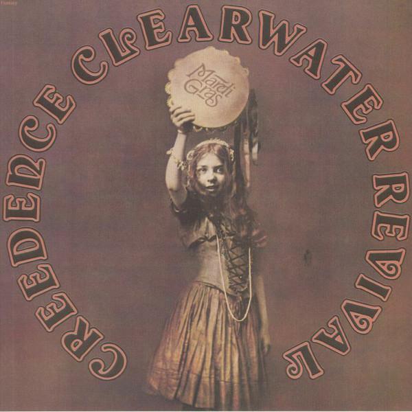 Viniluri VINIL Universal Records Creedence Clearwater Revival - Mardi GrasVINIL Universal Records Creedence Clearwater Revival - Mardi Gras